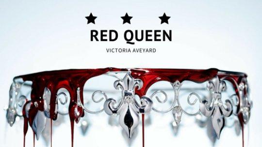 Red Queen – Victoria Aveyard